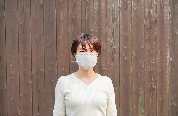 【在庫あり】銀イオンマスク『 結/ゆい 』【入金確認後5営業以内の発送予定となります。】