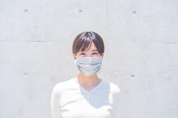 台湾銀繊維マスクカバー