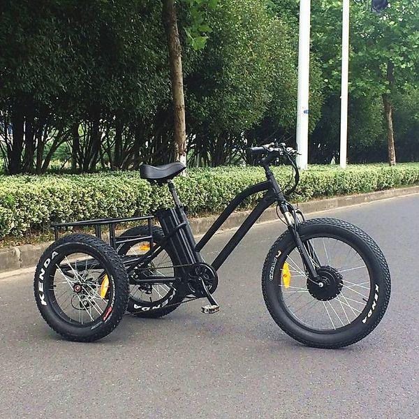 電動三輪車「Innovation trike」スポーツモデル