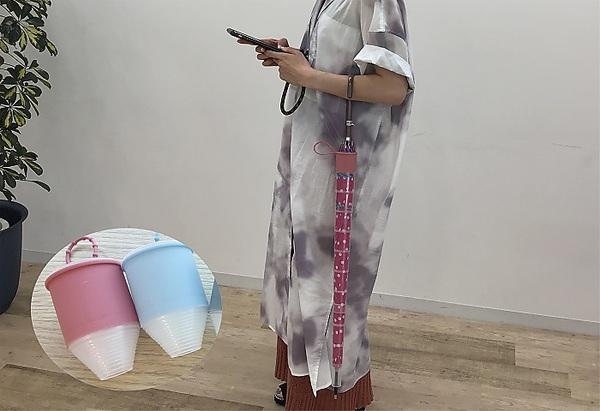 【アップマークサム】いつものマスク姿がオシャレに変身!不織布マスクカバー naamio 夢の国シリーズ