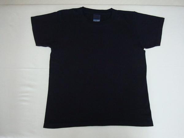 本藍染半袖キッズTシャツ