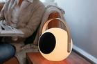 【北欧デザイン】ポータブルランタンスピーカー『Eye Speaker』(沖縄・離島は別途送料が必要です)