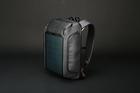 ソーラーチャージャー搭載 バックパック Beam Backpack ソーラー発電機能付きバックパック ソーラーバックパック デジタルガジェット 防災 持ち出しリュック USB電源 送料無料