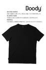 【オーストラリア発】オーガニックバンブー生まれ BOODY メンズ Vネック Tシャツ