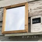【送料無料】ハンドメイドミラー 鏡
