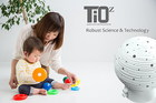 【Tioz光触媒】 空気清浄機能付きインテリアライト