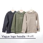 Vague logo hoodie(キッズ)