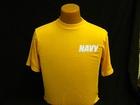 アメリカ海軍実物Tシャツ