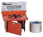 折り畳みSTOVE 固形燃料1缶付