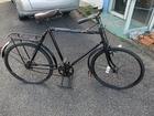 スイス軍アンティーク自転車