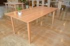 杉無垢材 ダイニングテーブル160