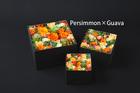 Preserved flower Box 【Size S】ORANGE×YELLOW×GREEN系