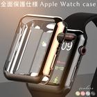 Apple Watch Series 5 Series 4 ケース アップルウォッチ 本体 カバー 40mm 44mm 全面保護 38mm 42mm 42 Series 3 2 アップルウォッチ シリーズ4 薄い アップルウォッチ カバー クリア 透明 耐衝撃 おしゃれ プレゼント