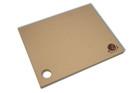 COCOCOROまな板 クラシック(240mm×190mm×13mm 765g)