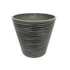 深丸型10号鉢 ブラック プラスチック鉢