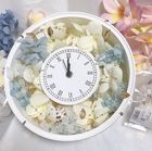 花時計(白とゴールド)