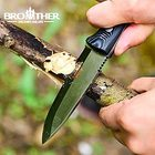 ブラザーナイフ(Brother Knife) F005-D2 Scandi Grind