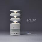 【送料無料】MoriMori LASMO Speaker ホワイト色