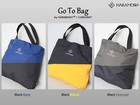 Go To Bag by HARAMOSH x CORDURA