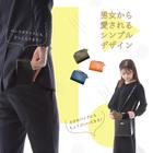 【送料無料】L字ファスナー財布 経年変化が楽しめる イタリアンレザー使用