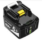 マキタ 14.4v バッテリー BL1460B マキタ 互換 バッテリー 14.4v 6A.h LED残量表示付き 高品質なセル搭载 電動工具用バッテリー リチウムイオン電池 battary bl1460b BL1430 BL1440 BL1450 BL1430b BL1440b BL1450b BL1460b 完全対応