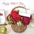 mother's day arrangement[basket]