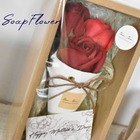 soap flower minibouquet