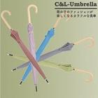 【送料無料】C&L-Umbrella 長傘 レディース