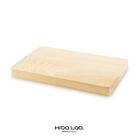 カビに強い青森ひばのまな板 一枚板 標準サイズ