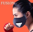 ランニングでも息苦しくない!新鮮な空気を循環する『電動ファン付マスク』【送料無料】 【予約販売 14-20日でお届け】