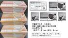 不織布マスクカラー各種(ホワイト、ピンク、ブラック、グレー、ベージュ、ほんのりベージュ)439円(税込)【送料無料】