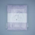 HUG.JP 瞬間一瞬ハグタオル Smart-Bath Size Saffron Purple