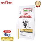 【ロイヤルカナン】 猫用 ユリナリーS/O オルファクトリー ライト 4kg×2個[療法食] 【送料無料】