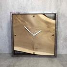 木の壁掛け時計<ホオ A>