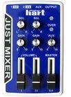 Maker hart Just Mixer ステレオ3入力音声ミキサー/電池とUSB電源可能 (ブルー)