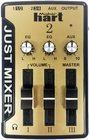 Maker hart Just Mixer 2 ステレオ3入力音声ミキサー/USB電源/USBオーディオ/コンピューターと繋ぐ可能 (ゴールド)