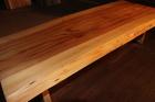 ■0771 杉の一枚板テーブル