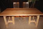 ■U-392 杉の一枚板テーブル 長さ160cm