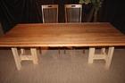 ■U-395 杉の一枚板テーブル 長さ180cm