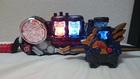カスタム限定! !【フルボトルも光る】DXビルドドライバー & クローズドラゴン 【仮面ライダービルド】