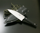 サビナイフ4 両刃 ブラック