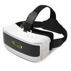 【送料無料】一体型VRゴーグルヘッドセット WiFi Bluetooth 搭載モデル microSD対応_スマホ不要