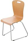 スネロ シリーズ スタッキング椅子
