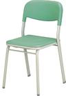 教室用スタッキング椅子