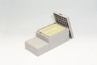 ハウスステップ ボックスタイプ収納庫付き・小ステップあり CUB-6040S【お庭との段差を解消する多機能ステップ】