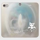 【送料無料】iPhoneケース〈トパーズ〉ツバサ猫コラボ