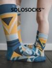 SOLOSOCKS KIDS SOCKS アシンメトリーデザインソックス