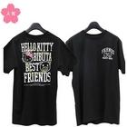 【送料無料】キティーちゃん半袖Tシャツ LLサイズ