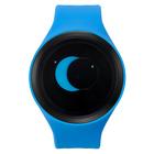【送料無料】ZEROO SUPER MOON ゼロ 電池式クォーツ 腕時計 [W00201B03SR04] ブルー デザインウォッチ ペア用 メンズ レディース ユニセックス おしゃれ時計 デザイナーズ