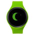 【送料無料】ZEROO SUPER MOON ゼロ 電池式クォーツ 腕時計 [W00203B03SR05] グリーン デザインウォッチ ペア用 メンズ レディース ユニセックス おしゃれ時計 デザイナーズ